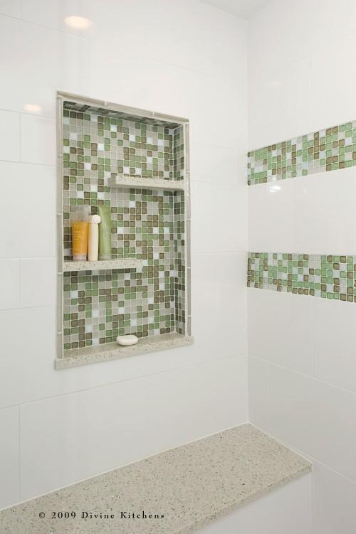 decoracao banheiro nicho : decoracao banheiro nicho:Bathroom Shower Shelf