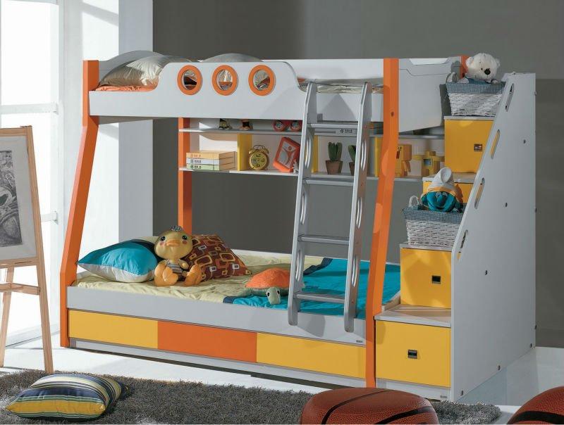 Beliche infantil quarto e cama decora o - Dosel para cama infantil ...