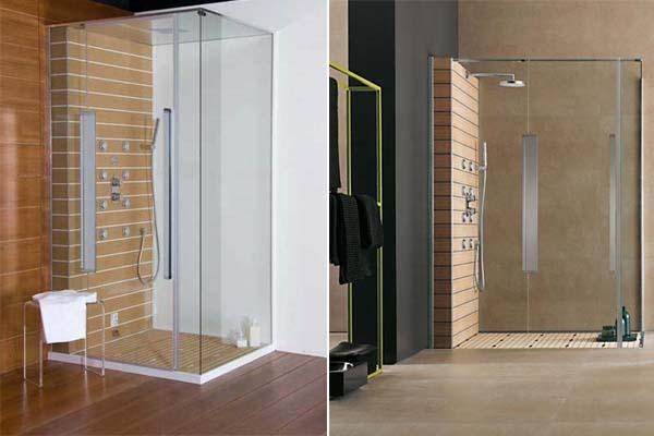Box Moderno para Banheiro  Fotos e Modelos  Decoração -> Banheiro Moderno Com Box