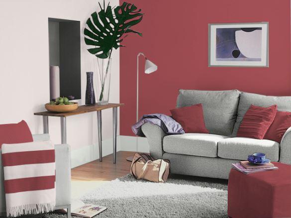 Combinações de Cores para Sala  Tintas e Móveis  Decoração