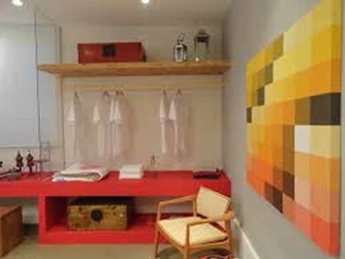 decorar uma kitnet:Como Decorar uma Kitnet – Apartamento e Móveis