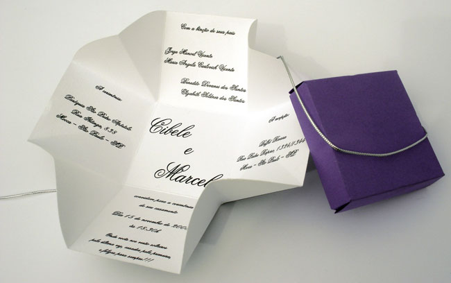 Convites e lembrancinhas para casamento | Casamentoclick