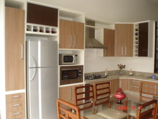 Cores de arm rios embutidos quarto e cozinha decora o - Armarios para casas pequenas ...