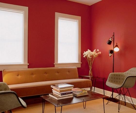 Cor Verde Para Sala De Estar ~ Cores para Sala de Estar  Móveis e Decoração  Decoração