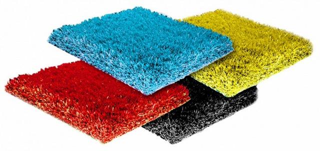 grama sintetica decorativa para jardim de inverno:grama-sintetica-colorida-14