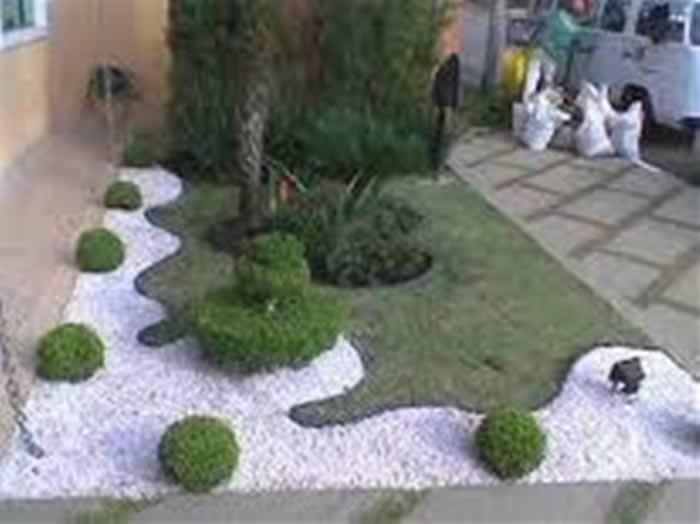 pedras para jardim em sorocaba:Jardins com Pedras – Flores e Plantas