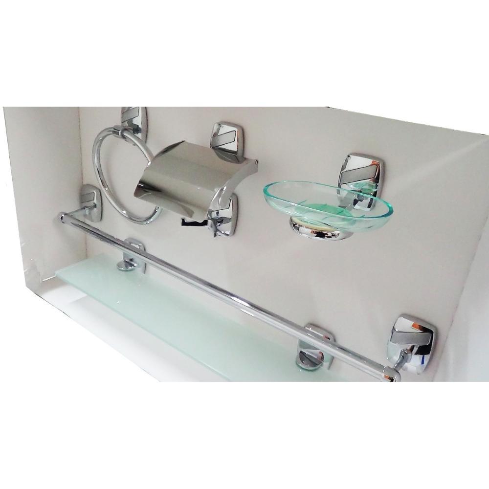 kits decoracao banheiro – Doitricom -> Kit Armario De Banheiro