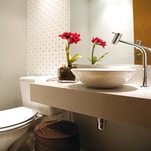 Lavabo moderno fotos e imagens decora o - Fotos lavabos modernos ...