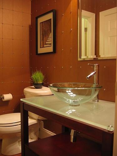 decoracao lavabo pequeno : decoracao lavabo pequeno:Lavabo Pequeno Decorado – Banheiro e Modernos