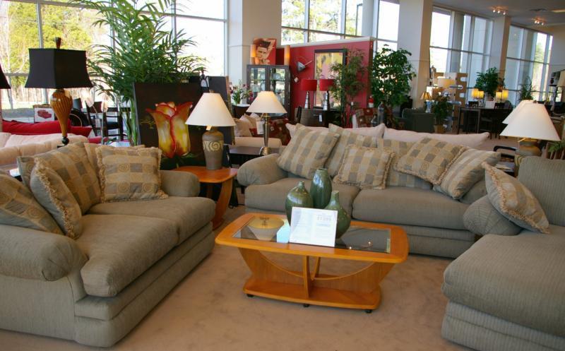 Lojas de Móveis - Mesa e Sofá | Decoração
