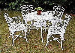 Mesa para Jardim - M?veis e Decora??o Decora??o