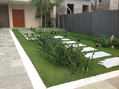 Pavimento de concreto para jardim cimento e laje decora o for Pavimento de cemento