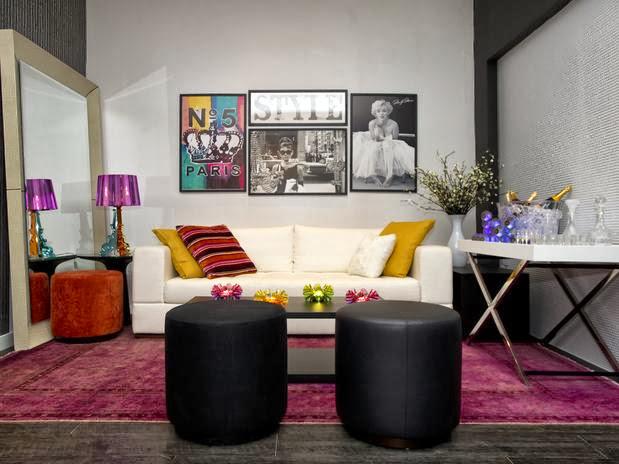 decoracao de sala retro:Quadros Vintage para Sala – Imagens e Retrô