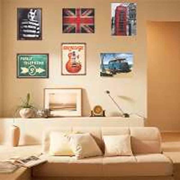 decoracao de sala quadros – Doitri.com