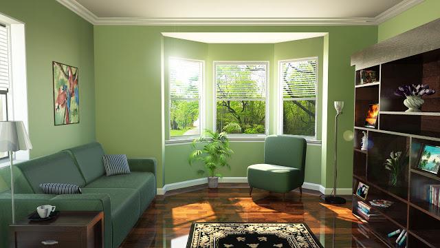 Decoracao De Sala Verde ~ Salas Decoradas em Verde Escuro  Cores e Acessórios  Decoração