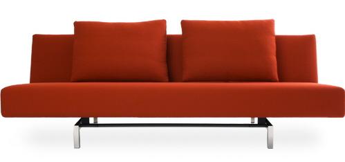 Sof cama moderno moveis e estofado decora o - Fotos de sofas modernos ...