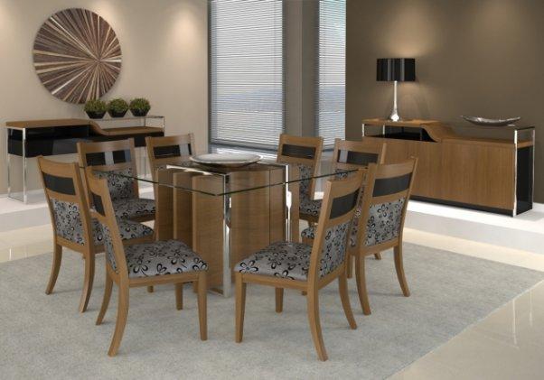Tamanho De Tapete Sala De Jantar ~ Tapetes Modernos para Sala de Jantar  Carpete e Acessórios