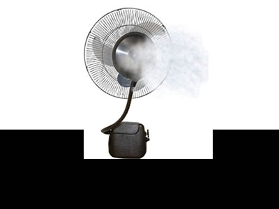 Ventilador joga gua ar condicionado e climatizador - Ventilador de agua ...