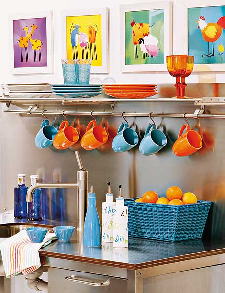 Objetos decorativos para cozinha acess rios e enfeites for Objetos baratos para decorar