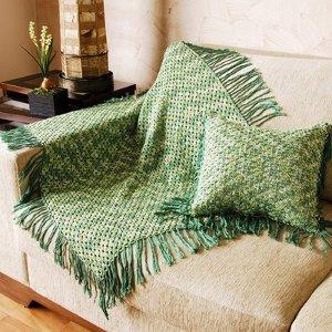 Manta para sof capa e chaise decora o for Mantas para sofas