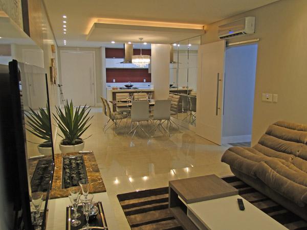 Apartamento planejado decorado m veis e imagens decora o for Decorado 2016