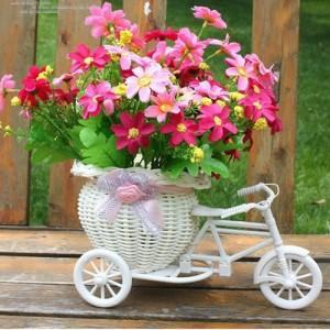 Decorar Triciclo para a Primavera